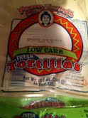 7.  Low carb organic wheat tortillas